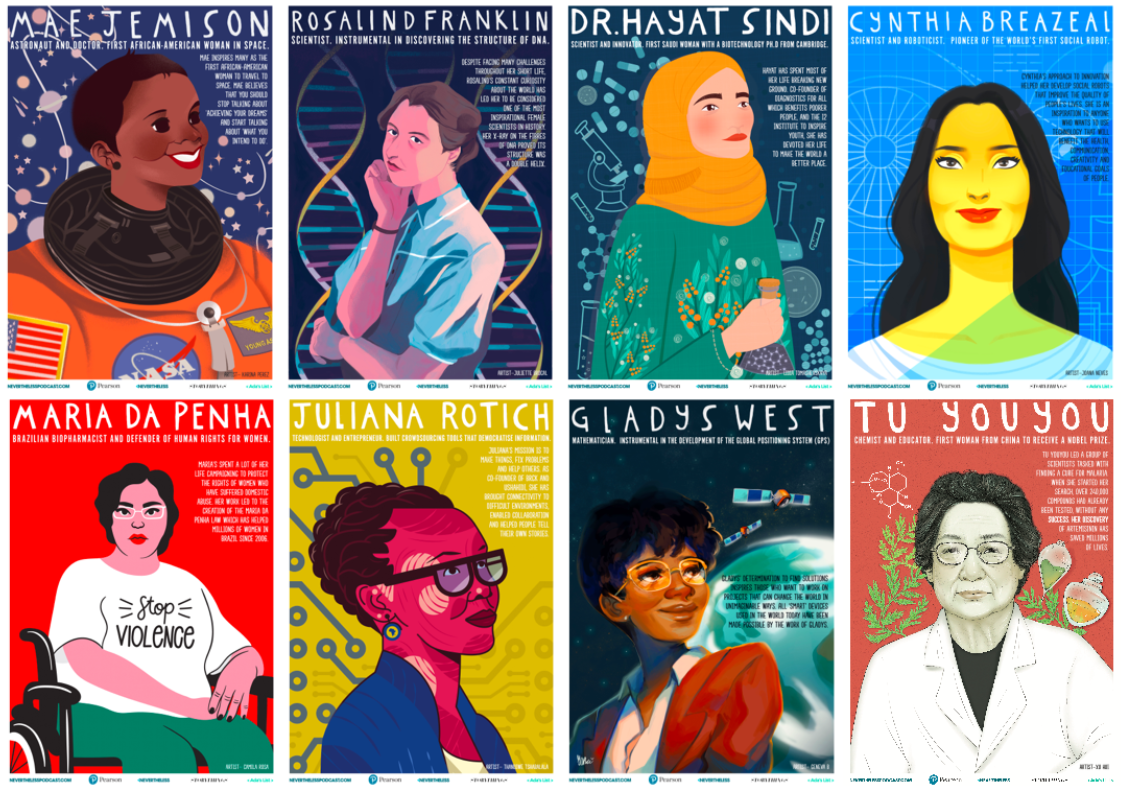 women-in-stem-posters